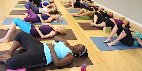 Restorative and Slow Flow Yoga tickets
