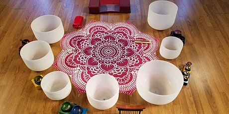 Sound Healing Relaxation tickets