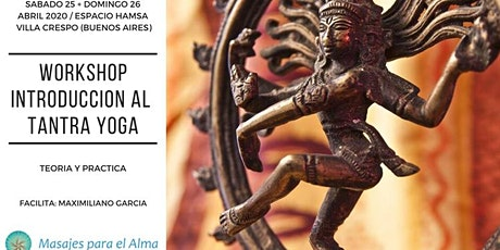 "Workshop Intensivo ""Introducción al Tantra Yoga"" entradas"