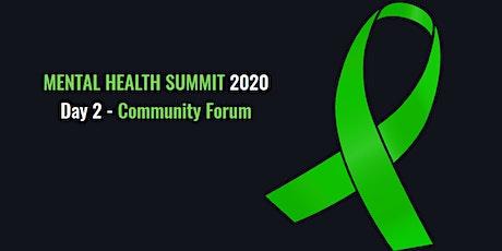 Mental Health Summit 2020 - Day 2 tickets
