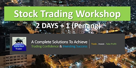 Stock Trading & Investing Workshop tickets