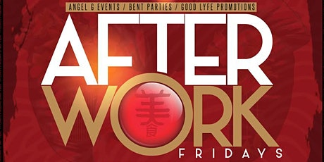 After Work Fridays @ Shanghai Red tickets