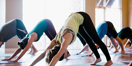 Mindful Vinyasa Yoga ( all levels) tickets