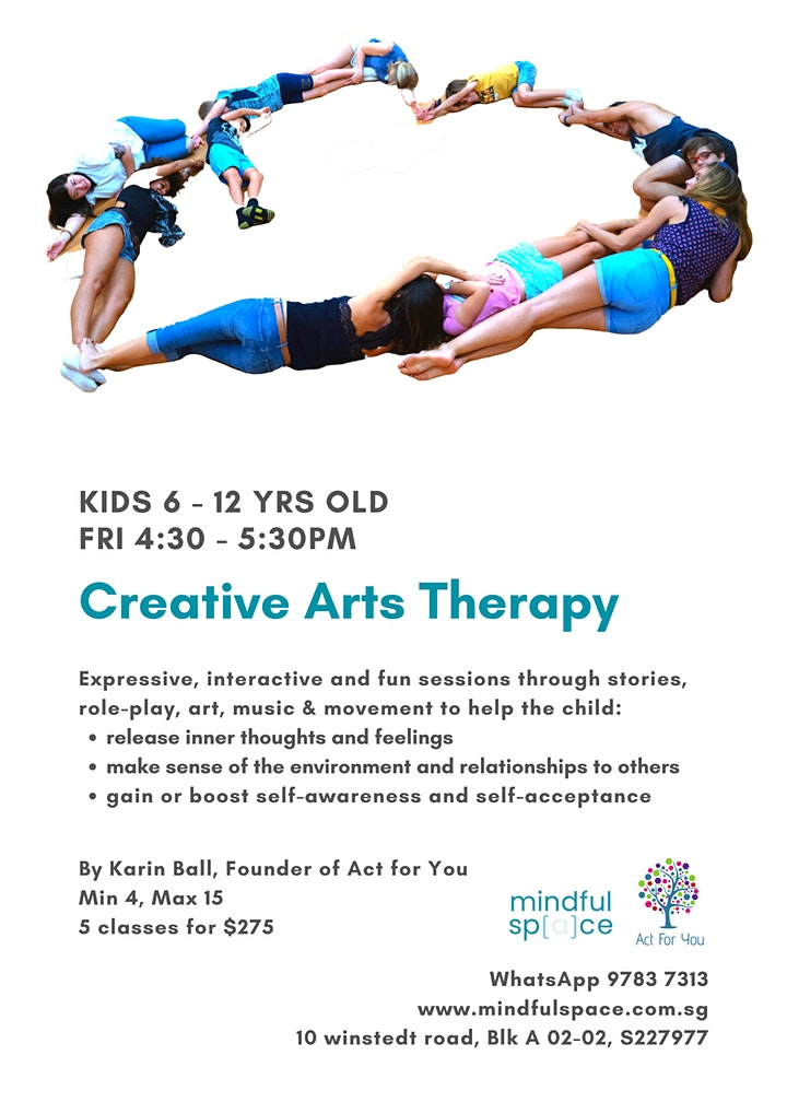 Creative Arts Therapy image