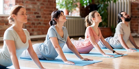 Morning Yoga Flow (all levels) tickets