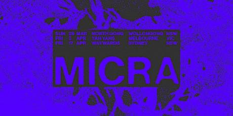 Micra tickets