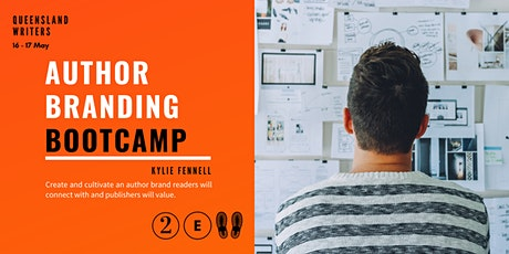 Author Branding Bootcamp with Kylie Fennell tickets