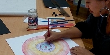 MANDALA PAINTING Intro Class tickets