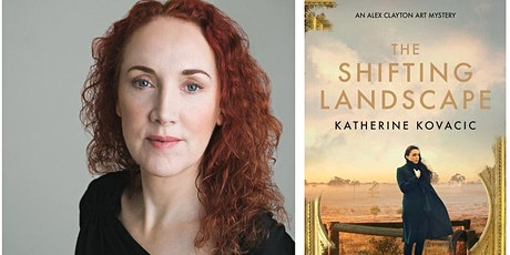 Katherine Kovacic - The Shifting Landscape tickets