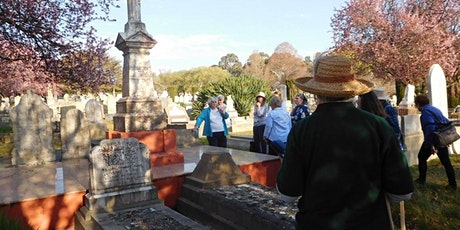 Postponed:  Orange Cemetery Walk tickets