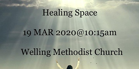 Healing Space tickets