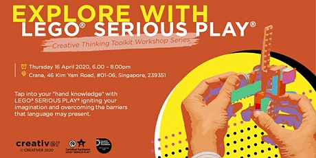 World Creativity & Innovation Week: EXPLORE with LEGO® SERIOUS PLAY® tickets