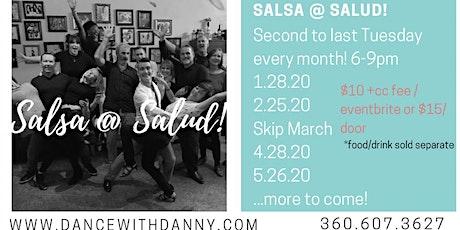 Salsa @ Salud! tickets
