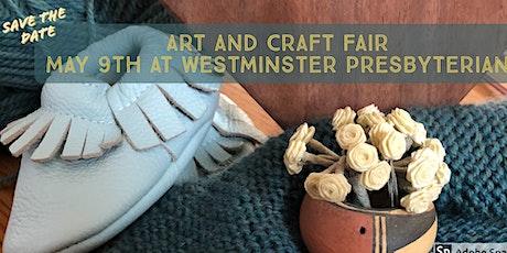 Art and Craft Fair tickets