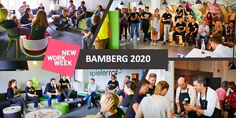 New Work Week Bamberg - NEW WORK PLACES & WENN ARBEITEN SINN MACHT tickets