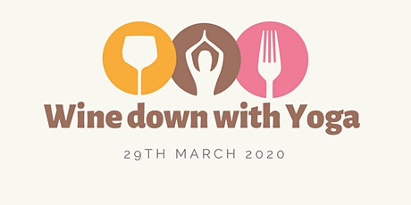 Wine Down with Yoga  tickets