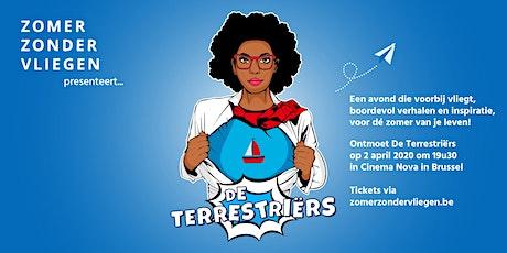 """Zomer Zonder Vliegen: """"De Terrestriërs"""" - GEANNULEERD tickets"""