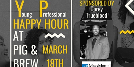 RVA Young Professional Happy Hour tickets