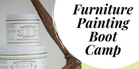 Furniture Painting Bootcamp tickets