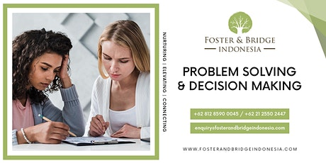 Problem Solving and Decision Making tickets