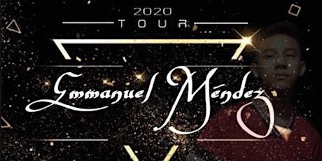 Emmanuel Mendez Tour 2020 Argentina entradas
