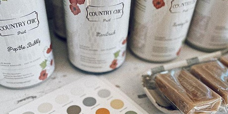 Introduction to Country Chic Paint tickets