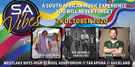 SA Vibes Music Festival - AUCKLAND tickets
