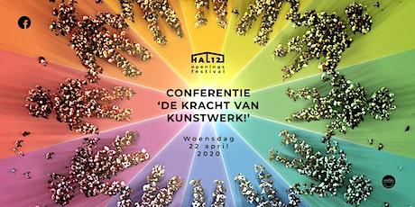 """Conferentie  """"De Kracht van Kunstwerk!"""" tickets"""