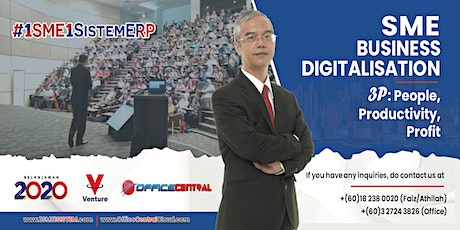 [POSTPONED] SME Business Digitalisation: People, Productivity, Profit tickets