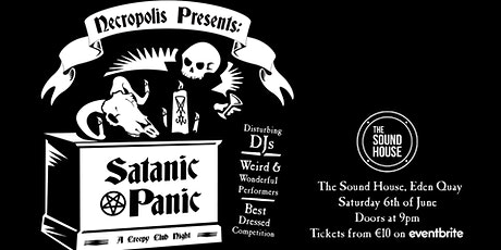 Necropolis - Satanic Panic tickets