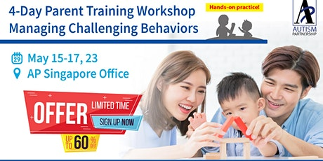 Parent Training Workshop – Managing Challenging Behaviors tickets