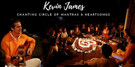 Chanting Circle in Odense with Kevin James tickets