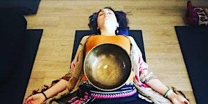 Restorative Yoga, Cello and Tibetan Singing Bowl Sound...