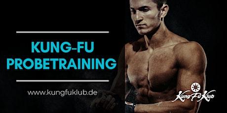 Kung-Fu Probetraining - Berlin Tickets