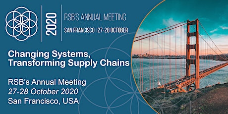 RSB 's 2020 Annual Meeting tickets