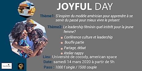 Joyful Day tickets
