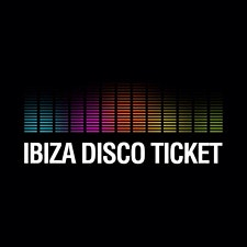 Ibiza Disco Ticket logo