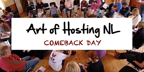 Art of Hosting - Comeback Day! ONLINE tickets