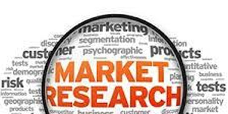 Business Market Research, Intelligence and Analysis tickets
