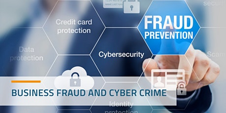 Business Fraud and Cyber Crime - Evesham tickets