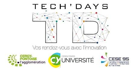 Tech'Days - Découverte des applications de la Fabrication Additive billets