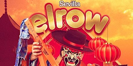 elrow en Sevilla entradas