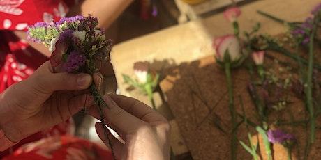 Spring Retreat Mindful Flower Workshop | Afternoon tickets