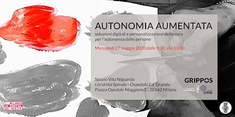 Autonomia Aumentata - 27 maggio 2020 biglietti