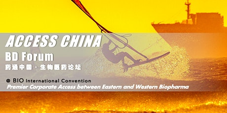 ACCESS CHINA BD Forum @ BIO 2020 tickets