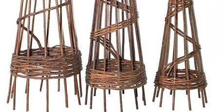 Willow Weaving Obelisk at Ryton Pools Country Park tickets