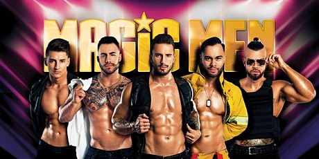 Magic Men Brisbane - Birdees Nightclub tickets