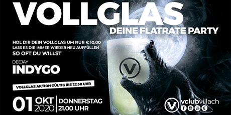 Vollglas - Deine Flatrate Party Tickets