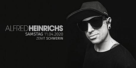 Nachtgeflüster w/ Alfred Heinrichs Tickets