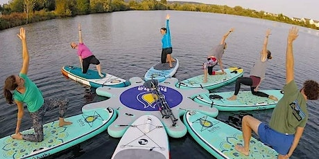SUP Yoga/Pilates Teacher Training course tickets